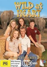 Wild At Heart : Series 2 (DVD, 2009, 3-Disc Set, Region 4) p4