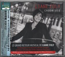 Liane Foly: Crooneuse (2016) CD OBI TAIWAN