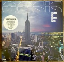 Oasis - Standing on the Shoulder of Giants LP [Vinyl New] 180gm Gatefold + Mp3
