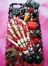 Spooky cute glow in dark skeleton hand case for ALL Samsung or iPhone models