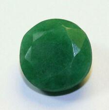 1 Smaragd 12mm Rund 6,0 Ct!!!