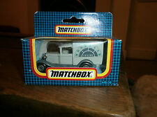 Matchbox No 38 Model A Ford with Moorland Centre decals
