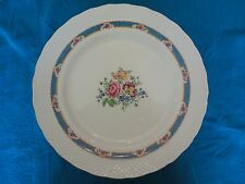 "Antique! Furnivals Of England, Somerset 10"" Dinner Plate, 1913. No Sale Tax"