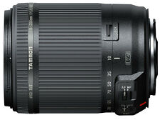 Tamron 18-200mm f3.5-6.3 di II VC F. canon-like New/como nuevo