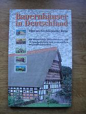 Bauernhäuser in Deutschland - eine architektonische Reise  Briefmarken Sammler