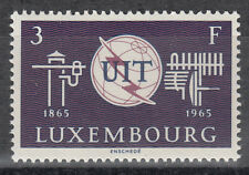 Luxembourg / Luxemburg 715** 100n Jahre UIT