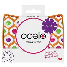 O-Cel-O Scrub - Wipe Cleaning Pad, Assorted Colors 1 ea