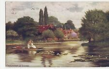 F.S. Walker, Caversham on Thames, Tuck 7121 Postcard, B045