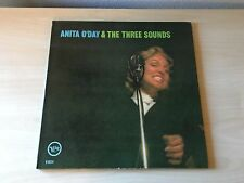 Anita O'Day &The Three Sounds Verve V-8514 Vinyl Album Records 1962 LP 0948