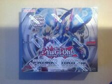 YU-GI-HO PRIMAL ORIGIN. 1ST. EDITION  BUSTER BOX FACT SEALD