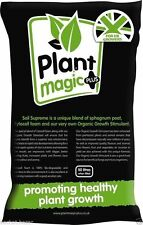 PLANT MAGIC PLUS SUPREME SOIL WITH GROWING STIMULANT- HYDROPONIC GROWING MEDIUM