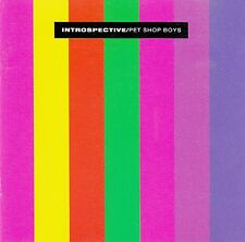 PET SHOP BOYS : INTROSPECTIVE / CD (EMI RECORDS CDP 7 90868 2) - NEUWERTIG