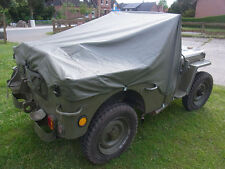 Rain Cover willys jeep MB persenning pluie capote FORD GPW HOTCHKISS pluie protection