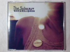THE SUBWAYS Rock & roll queen cd singolo NUOVO PR0M0