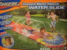 Banzai Drench Blast Attack Water Slide 16ft.