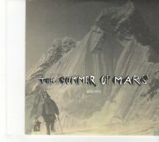 (EU87) The Summer Of Mars, Glaciers - 2005 DJ CD