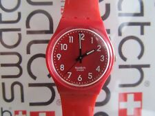 Swatch Cherry Berry  GR154 2010 Spring Summer Collection Standard Gents 34mm