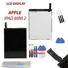 RICAMBIO DISPLAY SCHERMO LCD VETRO PER APPLE IPAD MINI 2 WIFI 4G NUOVO + KIT