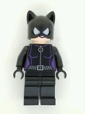 LEGO Superheroes Catwoman Minifigure Cat Woman Batman ii REAL authentic!
