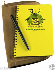 "Birder's Journal All Weather  Rite in the Rain 5""x7"" Outdoor Writing Kit"