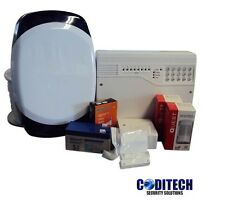 Honeywell ADE Optima AG6 Home Wired Burglar Alarm Kit With Onboard Keypad *