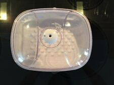 FoodSaver Container Vacuum Seal 2.25Qt. Square Marinate Container Bowl With Lid