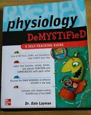 Fisiología desmitificado por Dale laico (de Bolsillo, 2004)