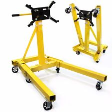foldable 2000 lb Engine Motor Stand Hoist lifts Auto Car Truck Automotive Jack