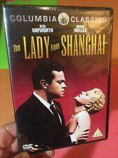The Lady From Shanghai-Orson Welles Rita Hayworth(R2 DVD)New+Sealed 1948