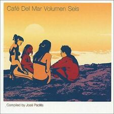 CAFE DEL MAR 6= Afterlife/Mandalay/Humate/Padilla/Endorphin...=CHILLOUT DELUXE !