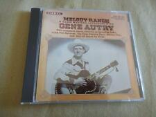 Melody Ranch Gene Autry Radio Western Adventure Complete 1953 CD LIKE NEW 1975