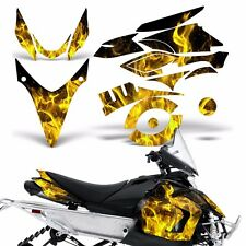 Yamaha Phazer Decal Graphic Kit Sled Snowmobile Parts Wrap RTX GT 07-16 ICE YLLW
