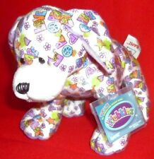 Webkinz Web Kinz Peace 'N Love Puppy Pup NWT New with Sealed Tag!