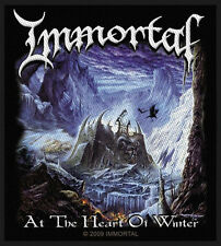 Immortal - At The Heart Of Winter [Patch/ Aufnäher, gewebt][SP2368]
