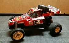 Tyco turbo hopper Red Buggy 27 MHz vintage