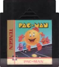 Pac-Man Tengen Pacman - Unlicensed NES Nintendo Game