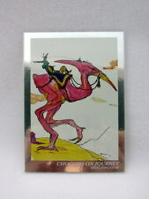 Final Fantasy Art Museum Card Special Chocobo on Journey #424/SP01