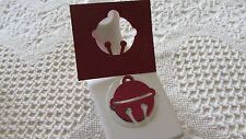 Discontinued CHRISTMAS JINGLE BELL Paper Punch by Martha Stewart Very Good