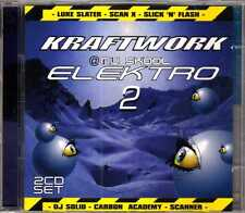 Compilation - Kraftwork @ Nu Skool Elektro 2 (2 CD) - 1998 - Electro Techno