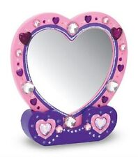 Decorate-Your-Own Heart Mirror by Melissa & Doug (New) 3349