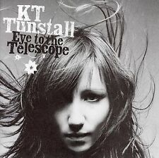 KT Tunstall - Eye to the Telescope (CD, Virgin) Other Side of the World