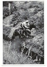 WWII GERMAN- Large 1936 OLYMPIC Photo Imagine- Sports- Rumania- Equestrian Horse