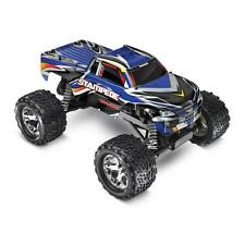 NEW Traxxas 1/10 Stampede XL-5 TQ/iD/Battery/Charger Blue 36054-1
