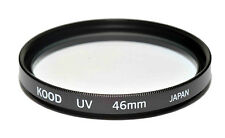 Kood Optical Glass UV Filter 46mm Made in Japan