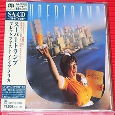 SUPERTRAMP - BREAKFAST IN AMERICA - JAPAN SHM SACD JEWEL CASE CD UIGY-15006