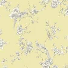 1 Roll Arthouse Opera Chinoise Yellow Bird Floral Trail Feature Wallpaper 422804