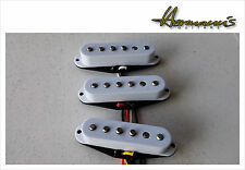 Single Coil pickup set, Alnico V, vintage 60s blues set, handgewickelt, top Tip