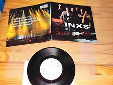 INXS - SHINING STAR / GERMANY FOC-VINYL 7'' SINGLE MINT- 1991
