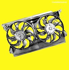 Ford EL Falcon Fairmont Fairlane Coolant Cooling Radiator Thermo Fans Assembly