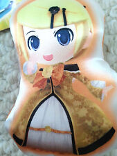 NEW  Vocaloid Rin pillow cushion Authentic Japan cleaner mascot